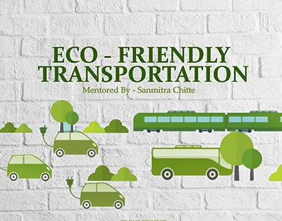 Eco - Friendly Transportation