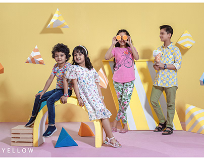 YELLOW KID`s - Summer Campaigns-2021