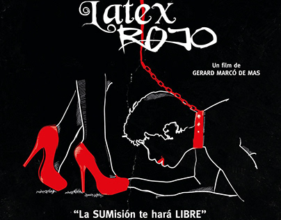 """TRAILER REALIZADO DE LA PELÍCULA """"LATEX ROJO"""""""
