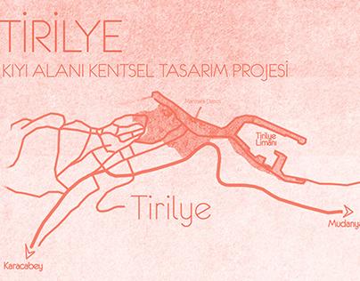 Tirilye İlçesi Kıyı Alanı Kentsel Tasarım Projesi