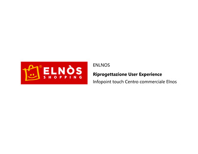 Elnos redesign UX infopoint