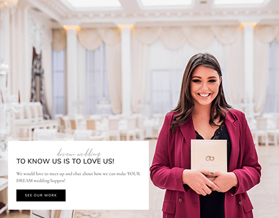 PWE - Wedding and Event Planner Template