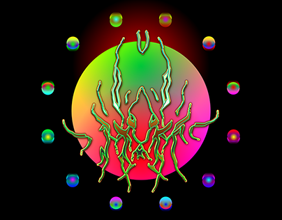 Occult Logo Design & RGB Shamanism