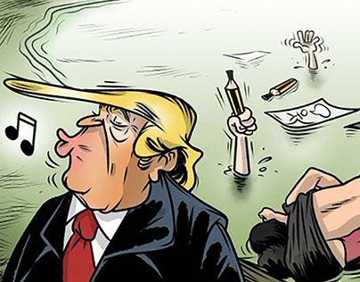 Humor gráfico | Editorial cartoons