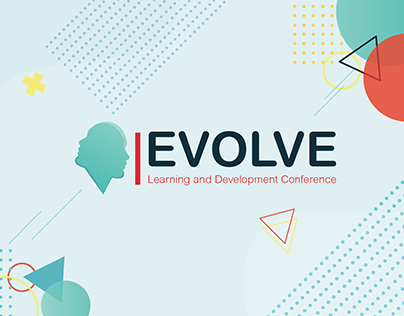 Evolve Brochure and logo