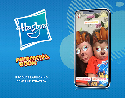 Hasbro Launching Content Strategy 2019