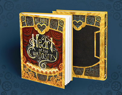 Heart of the Curiosity Book Cover