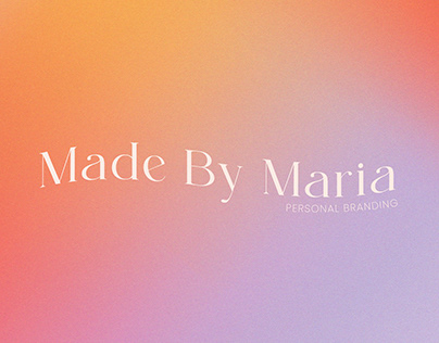 Made by Maria Personal Identity