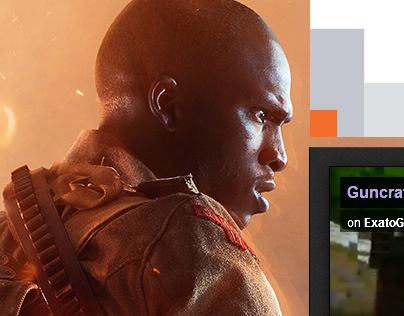 Battlefield 1 – Twitch homepage takeover