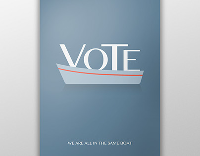 VOTE POSTERS