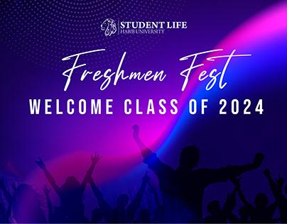 Freshmen Fest