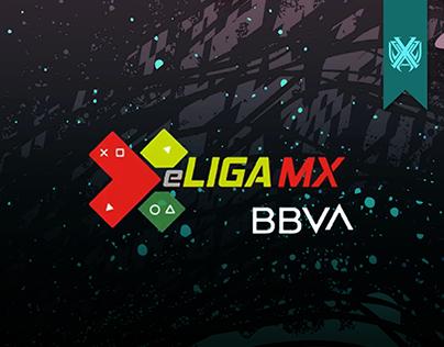 eLiga Mx Logos