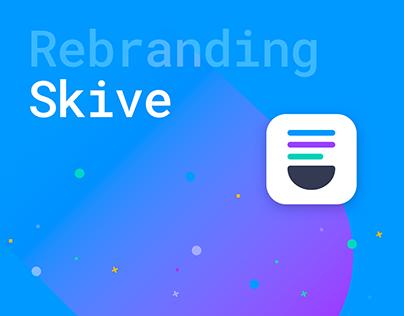 Skive Rebranding