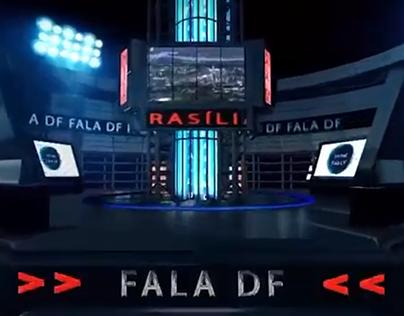 Trilha abertura - Telejornal FalaDF