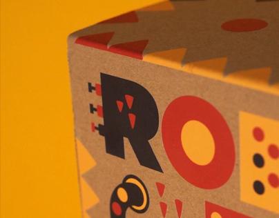 ROBOT FOOD Prototype
