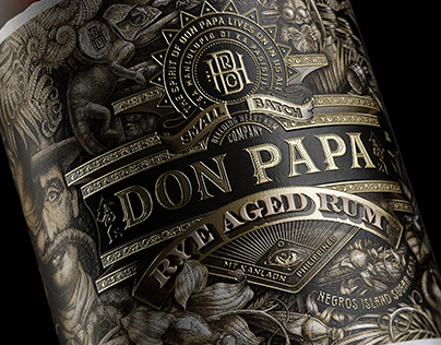Don Papa Rye Cask Rum