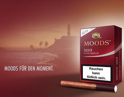 Dannemann. Moods introduction campaign 2010.