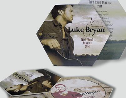 Luke Bryan - Special CD initiativprojekt