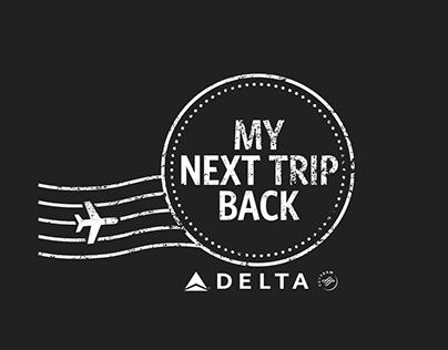 Delta My Next Trip Back