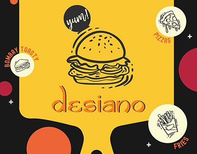 Desiano - Branding and Print Design