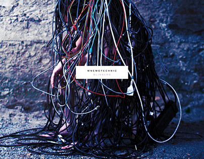Mnemotechnic - 'Blinkers' LP artwork