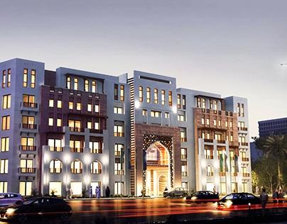 El-khaleeg Hotel