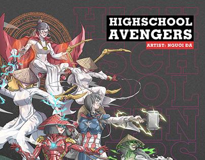 High School Avengers