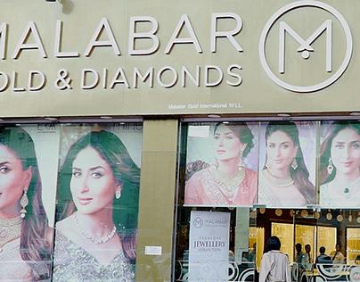 Malabar Gold Social Media Ad