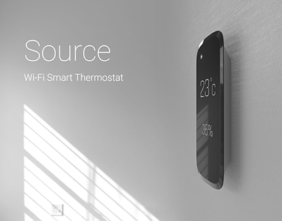 Source - Wi-Fi Smart Thermostat