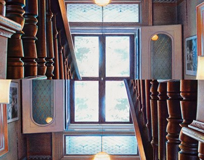 Mirrored Room Three, 2016