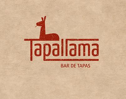 Diseño para bar Tapallama