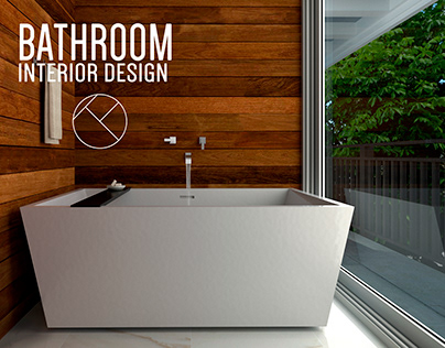 Diseño Interior Bathtub