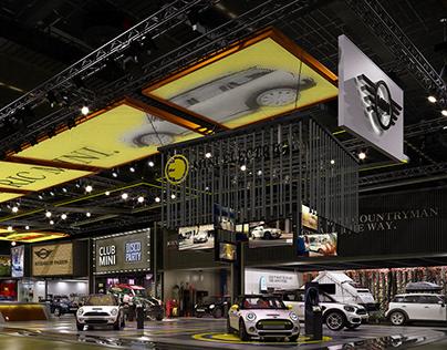 MINI Exhibition Stand