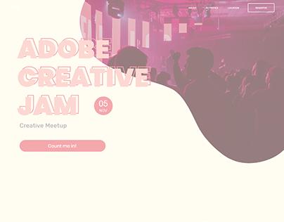 Adobe XD Daily Creative Challenge (November 2018)