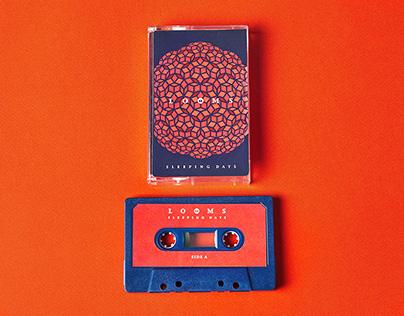 """Looms – """"Sleeping Days"""" EP Artwork"""