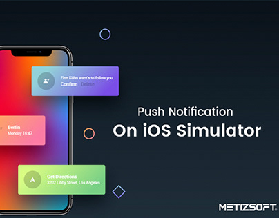 Testing Push Notification On iOS Simulator