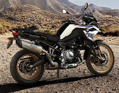 BMW Motorrad configurator content