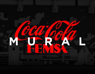 Mural Coca-Cola FEMSA