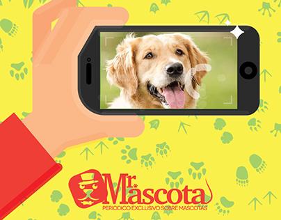 Redes sociales/ Mr.mascotas
