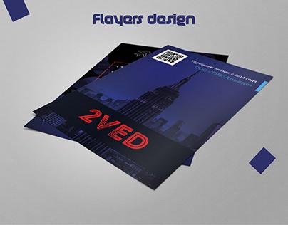 Flayers design