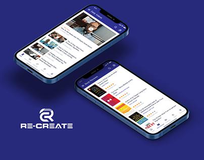 Re-Create App