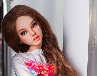 InspireDoll. Resin BJD Dolls. Cosmic girls collection.