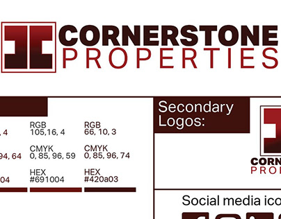 cornerstone properties case study