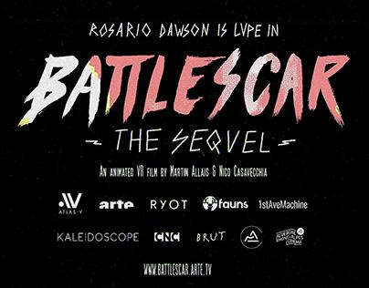 BattleScar The Sequel