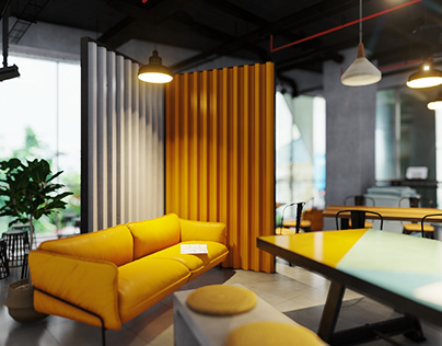 G-OFFICE - CO-WORKING SPACE