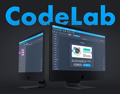 程式實驗室 CodeLab|Web APP