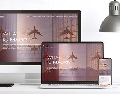 WEB Design   Maori