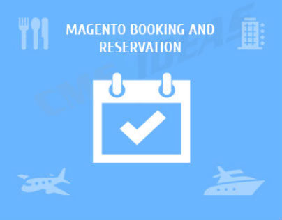 Magento Booking and Reservation Extension