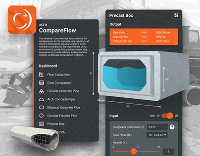 American Concrete Pipe - CompareFlow - App
