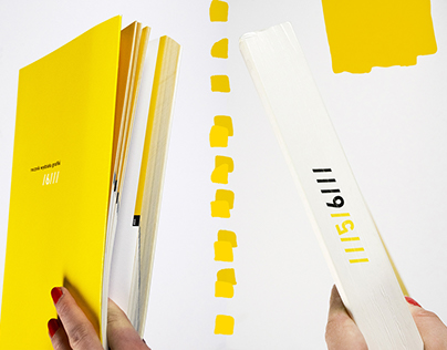 Yearbook // Faculty of Graphic Arts 2015 // ASP Gdansk
